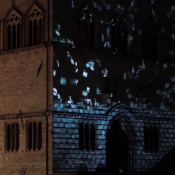 VIDEO MAPPING SHARPER PERUGIA
