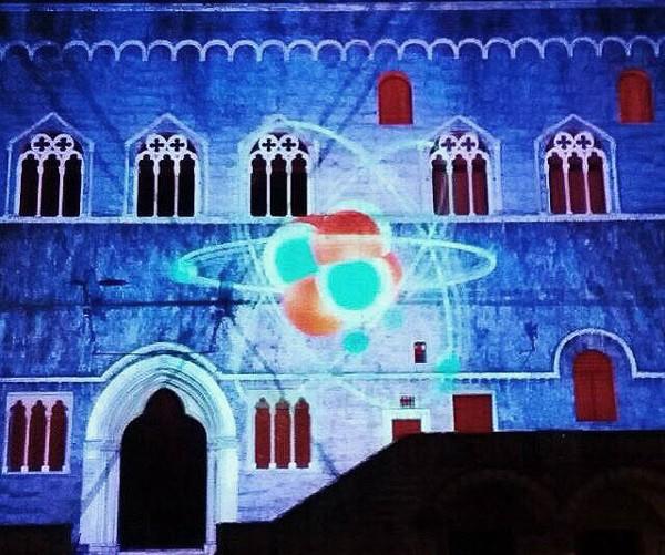 Video mapping Palazzo dei priori
