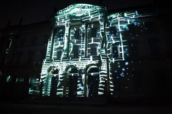 VERTICAL – VIDEO MAPPING