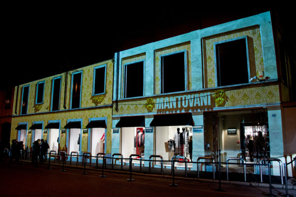 VIDEO MAPPING – MANTOVANI
